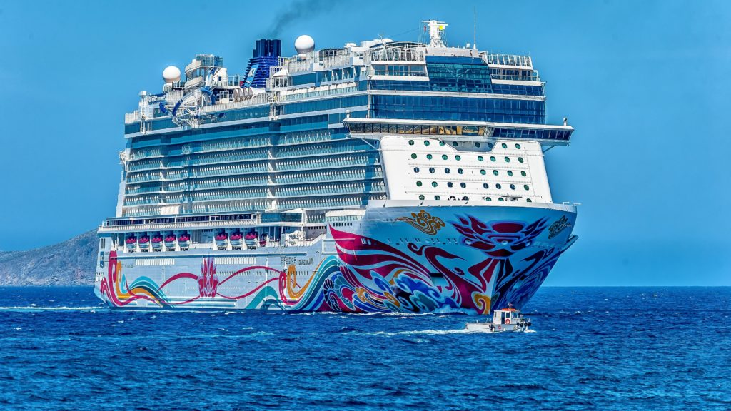 20 Biggest Cruise Ships in the World